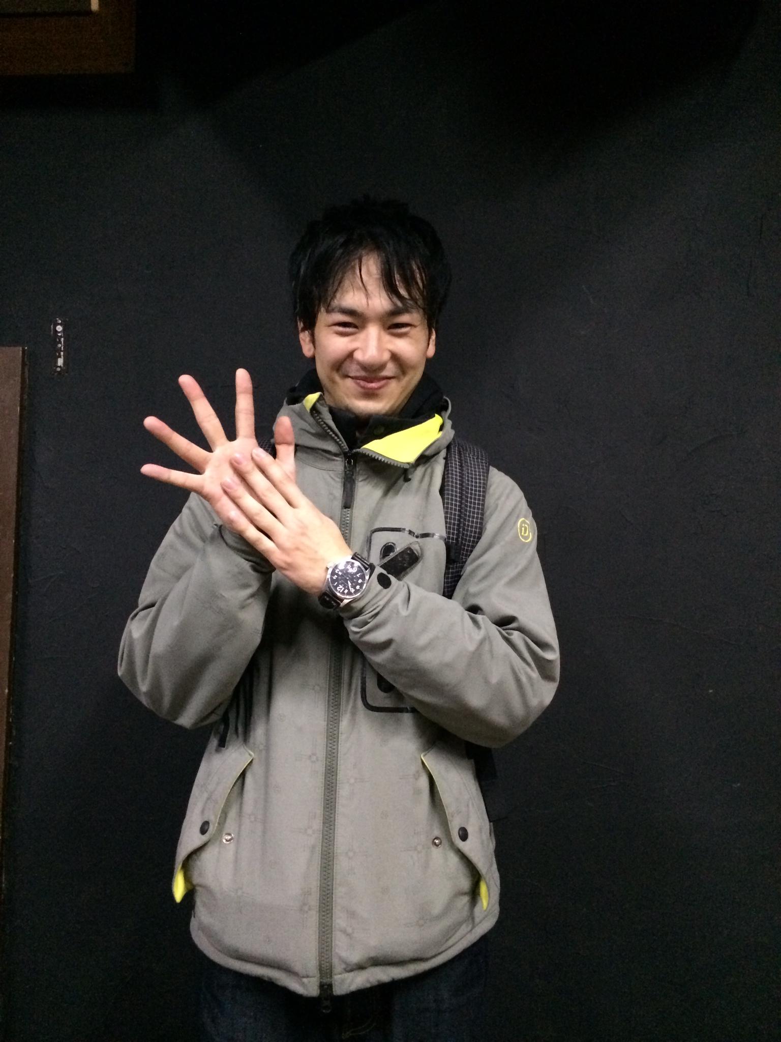 「テン・カウント・ゴング」 5日目でした! – ヒラサワ× ...